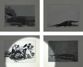 Farideh Lashai: Only A Shadow, installation view