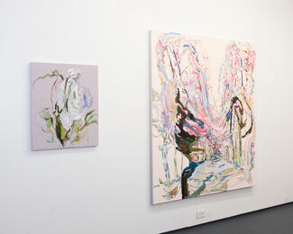 Shelter of a Limping Substrate, installation view