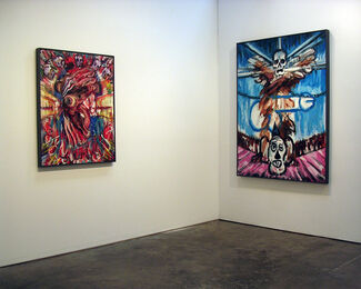 Rome Series ALAN LOEHLE, installation view