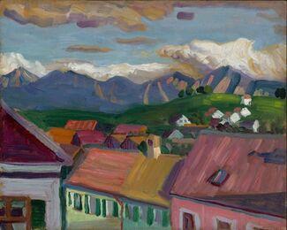 Gabriele Münter, installation view
