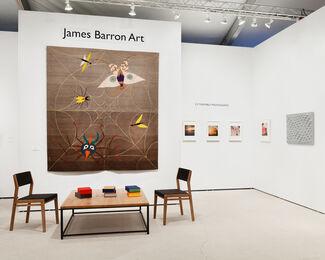 James Barron Art at Art Miami 2014, installation view