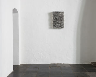 Günther Uecker, installation view