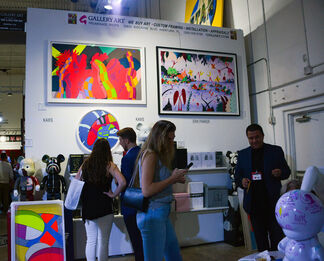 Gallery Art at Red Dot Miami 2019, installation view