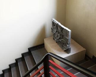 Spiros Hadjidjanos, installation view