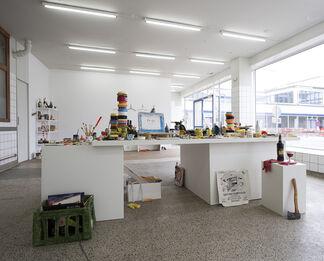 Tableau, installation view