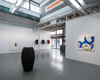 Making Links: 25 years, installation view
