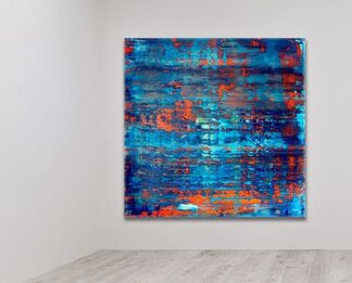 ABSTRACT, installation view