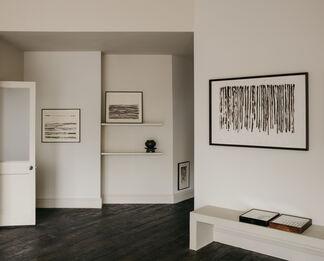 Hidden Lines, installation view