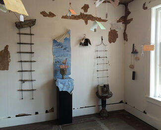 The Journal of Repetitive Learning, installation view