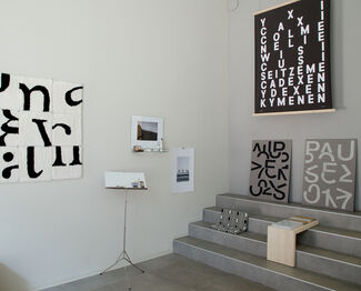 TypoCraftHelsinki, installation view