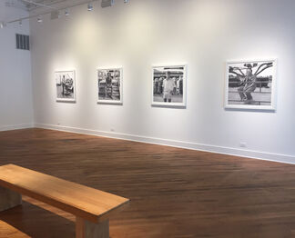 Carlos Diaz: Spaces & Spectacle   A 35 Year Retrospective, installation view