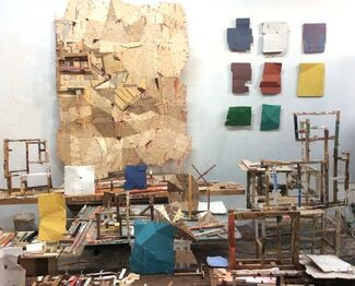 Lesley Heller Workspace at PULSE Miami Beach 2015, installation view