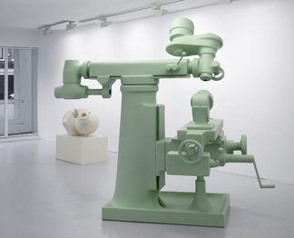 Atelier Van Lieshout - Power Hammer, installation view