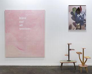 Luis Adelantado at ARCOmadrid 2017, installation view