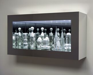 TRANSCENDING MATERIAL: ICA COLLECTION, installation view