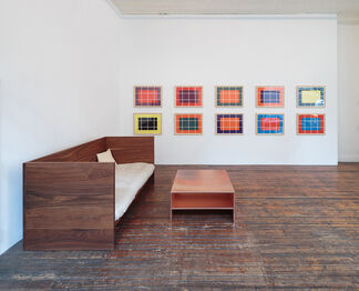 Donald Judd: Prints, installation view