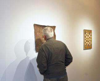 Karen Dow & Laurie Gundersen - Cross Currents, installation view