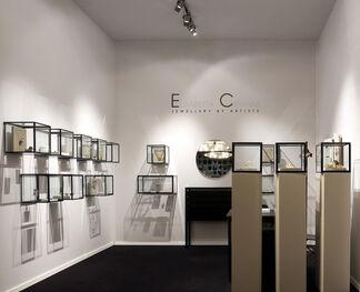 Elisabetta Cipriani at TEFAF Maastricht 2017, installation view