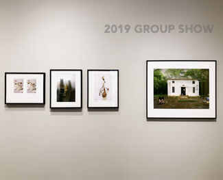 2019 Group Show, installation view