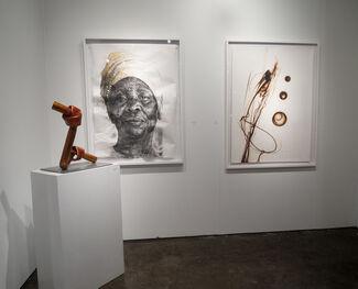 Rimonim Art Gallery at Art Palm Beach 2015, installation view