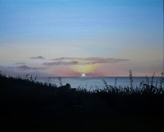 SUNSETS by Juan J. Franchi, installation view