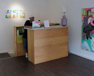 PaintinGo, installation view