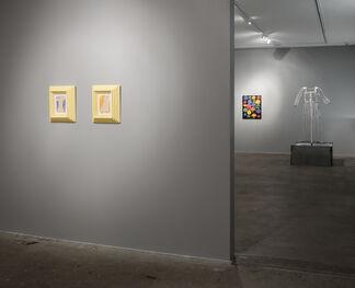 Eva, Pamela, Victoria..., installation view
