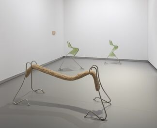 Being There., installation view
