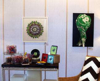 Sweet at The Design Studio 2393 Main Street in Bridgehampton, installation view