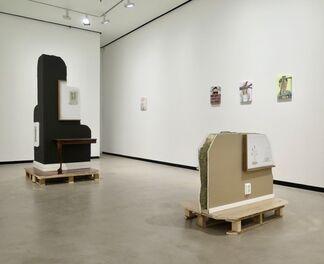 Bo Haglund, installation view