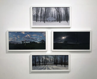 Contemporary Photography, installation view
