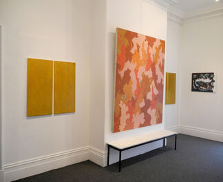 Abstraction 13, installation view