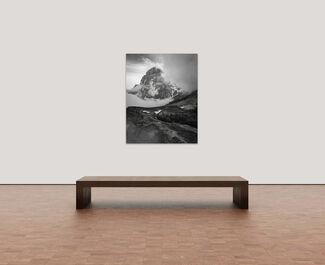 "Giulio Speranza ""Portraits of the Central Apennines"", installation view"