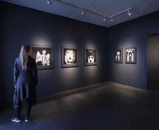 Roger Ballen - Ballenesque, installation view