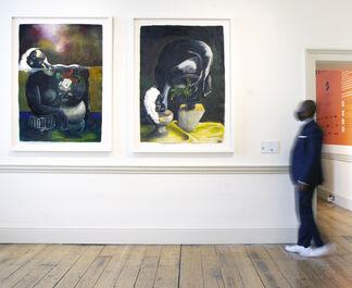 TAFETA at 1-54 London 2020, installation view