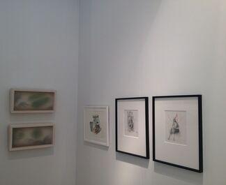 Dillon Gallery at Art Southampton 2014, installation view