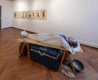 Manuel Frolik. Jewels, installation view