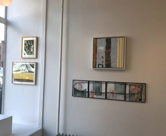 Selections from the Flat Files, installation view