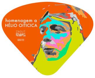 Homenagem a Hélio Oiticica/ Tribute to Hélio Oiticica, installation view