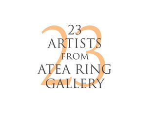 23 Artists from Atea Ring Gallery, installation view