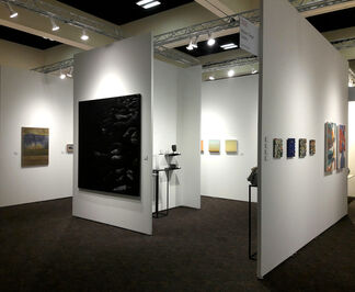 William Siegal Gallery at Art Palm Springs 2017, installation view