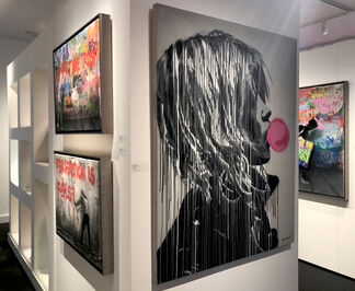 Out of the Crate, installation view