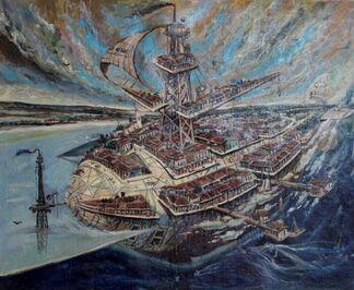 Vicente Hernández: Viajes, installation view