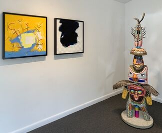 Contemporary Cape Artists of Native American Heritage, installation view