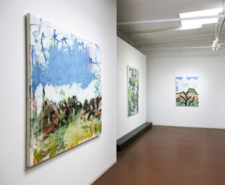 Earthscapes Contemporary Views of and from the Land, installation view