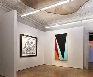 Ten by Ten, installation view