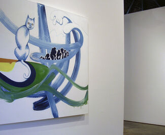 Blind Handshake, DAVID HUMPHREY, installation view