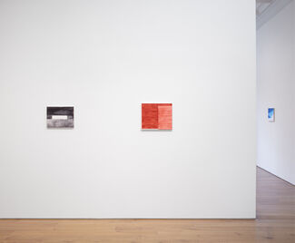 Robert Holyhead: New Paintings, installation view
