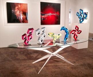 Geometrical Illusion, installation view