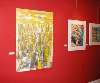 Gottfried SALZMANN, recent works, installation view